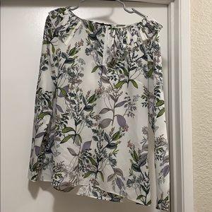 Banana Republic blouse size M